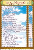 کلام نورانی علی علیه السلام